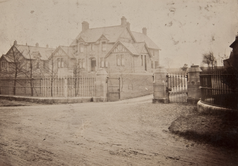 County Hospital, Camelon, Stirlingshire, Octoebr 1907-December 1910<br />