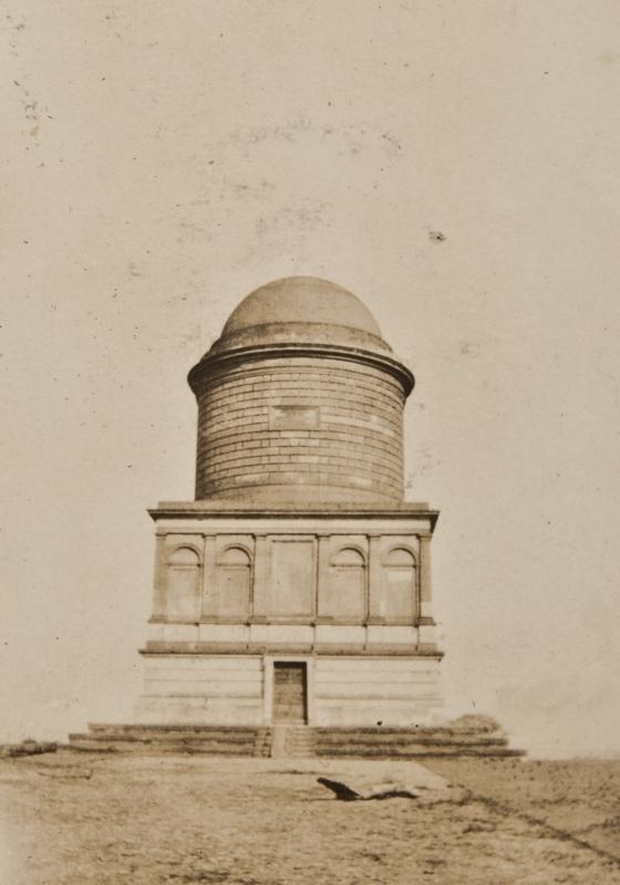 Hamilton mausoleum<br />