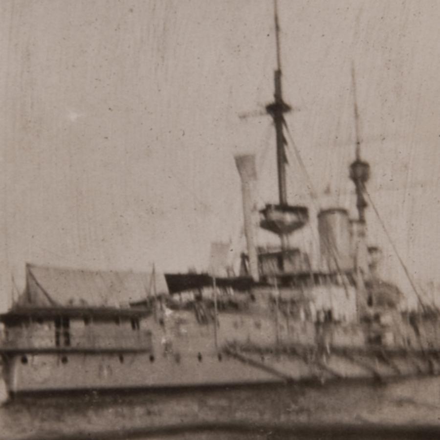 HMS Exmouth<br />