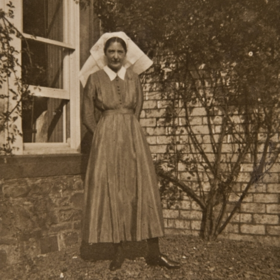 Nurse Annie Allan<br />