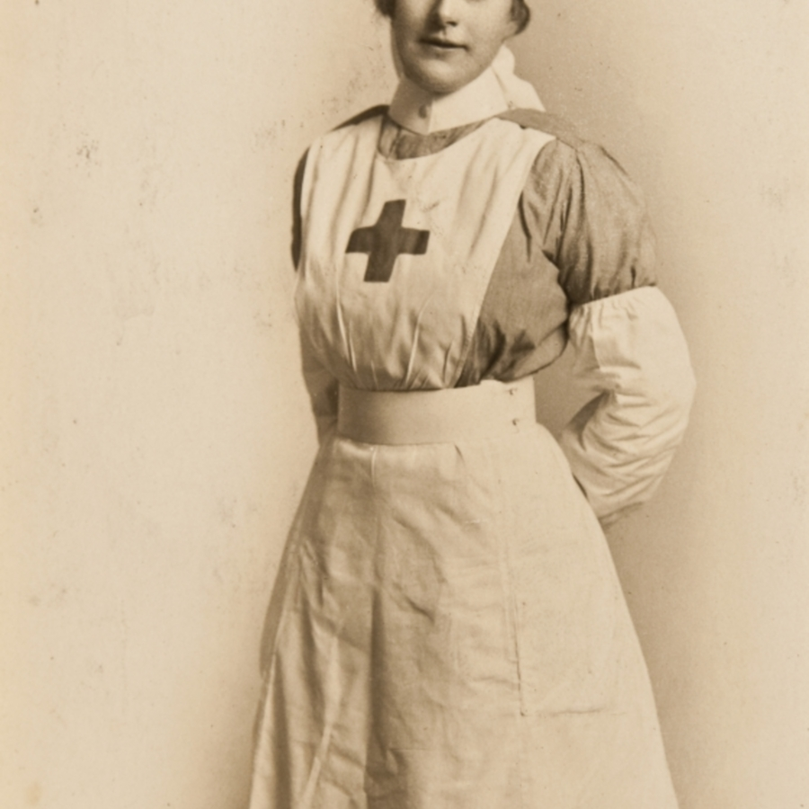 Nurse Wallace<br />