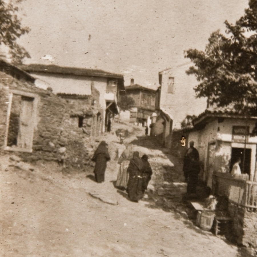Street Salonique, 1916<br />