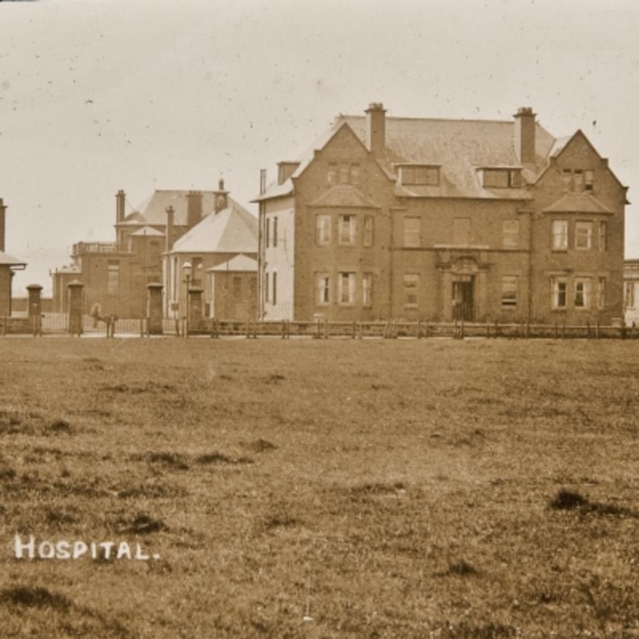 Heathfield Hospital<br />